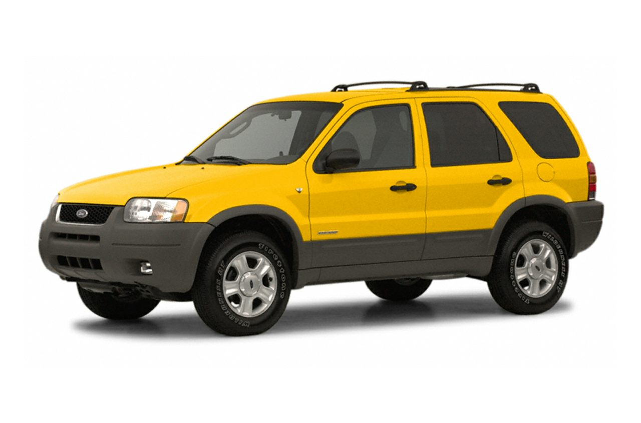 2003 ford escape information