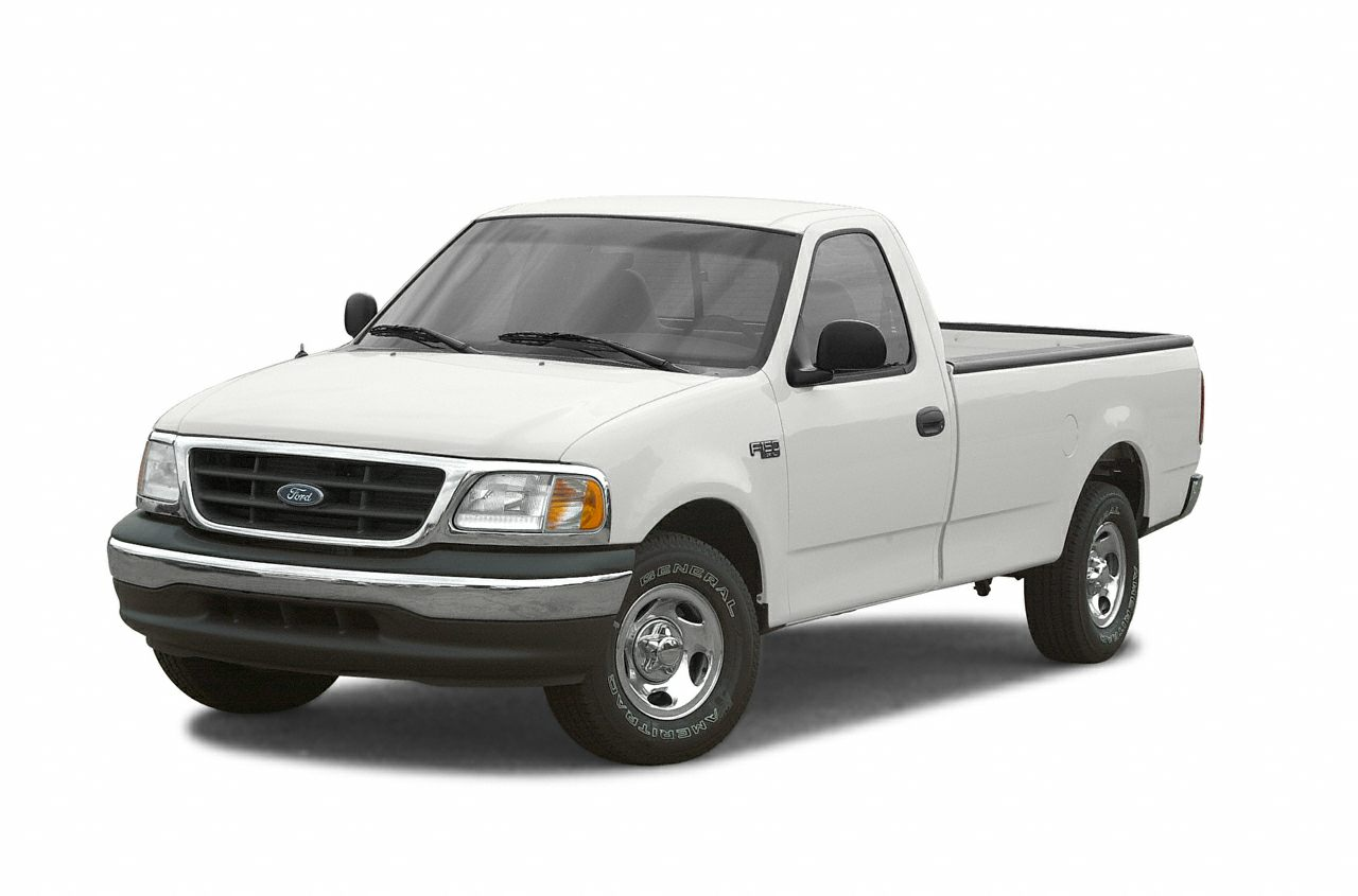2003 ford f150 sport value