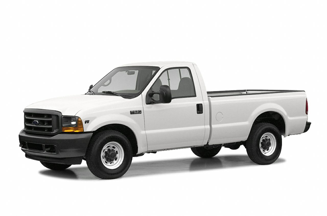 How long is a ford f250