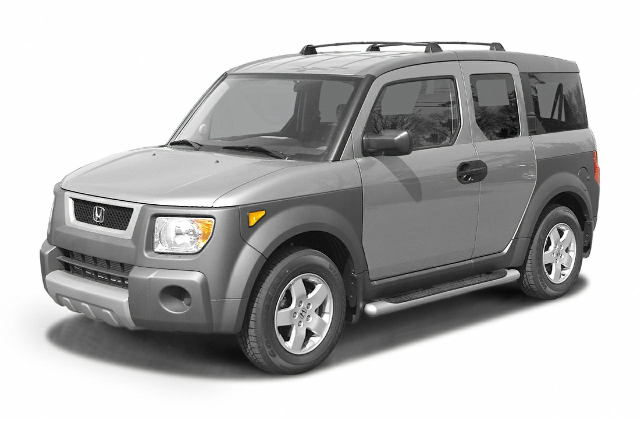 2003 Honda Element Information
