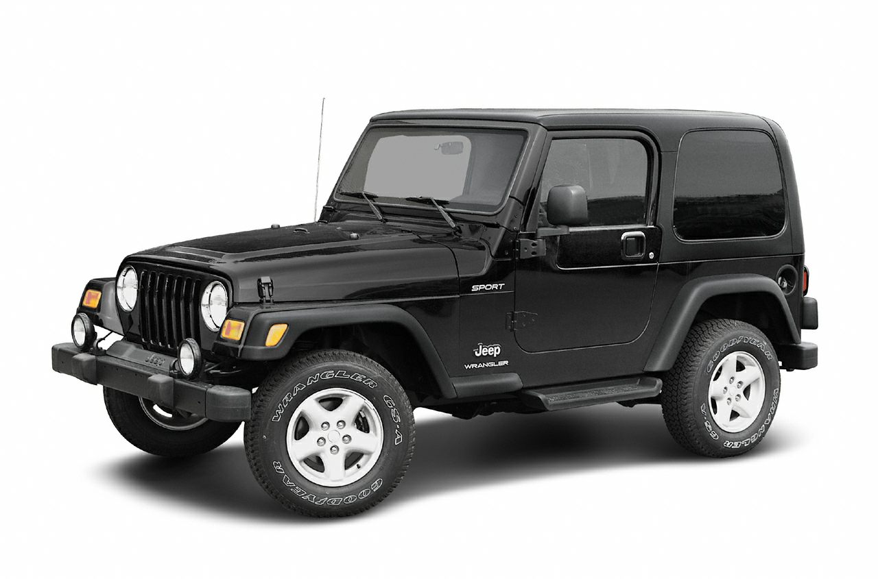 2003 jeep wrangler new car test drive