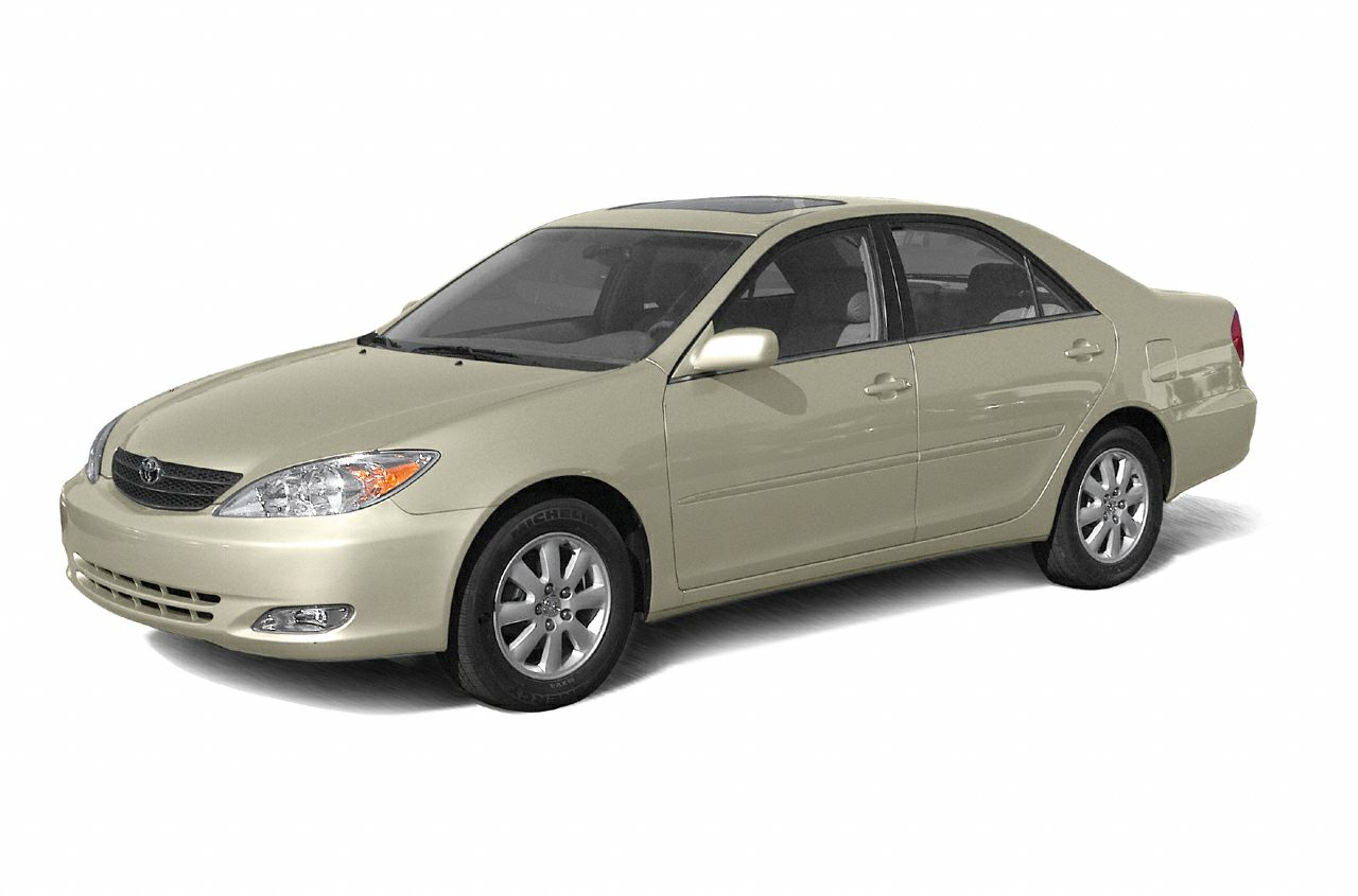 Download 2003 Toyota Camry Xle