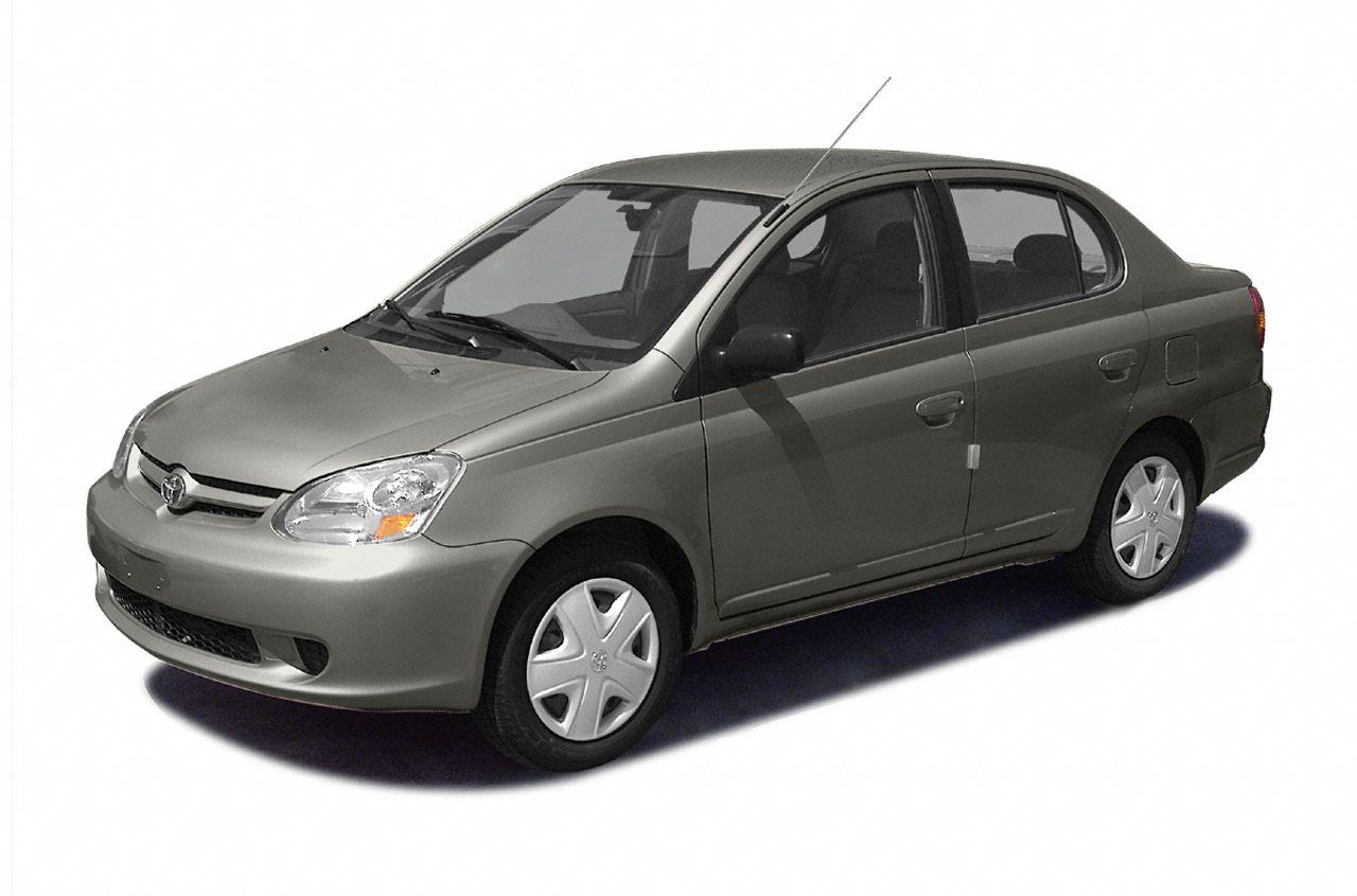 2003 Toyota Echo Base 4dr Sedan Specs and Prices