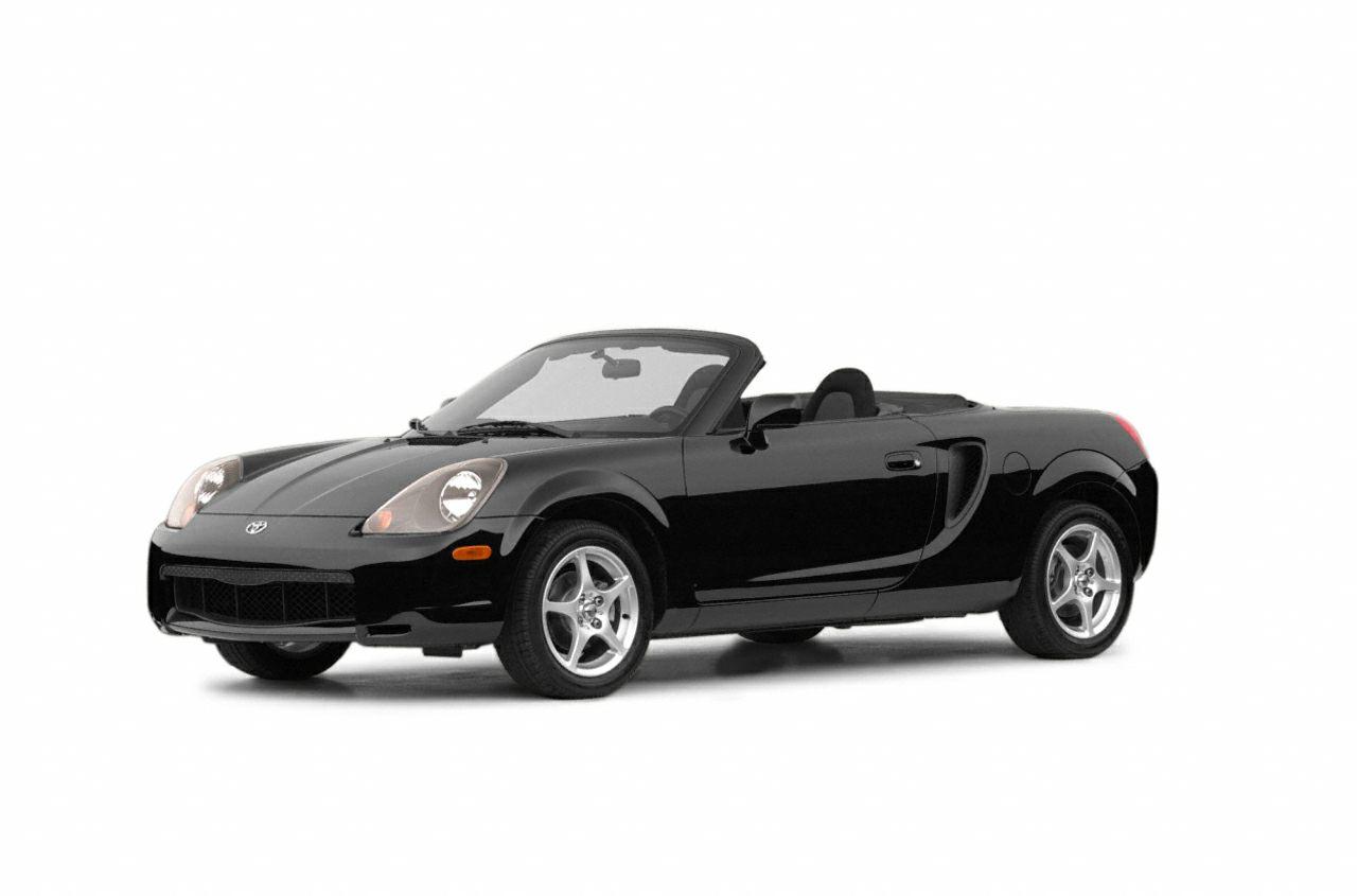 2003 Mr2 Spyder New Car Test Drive