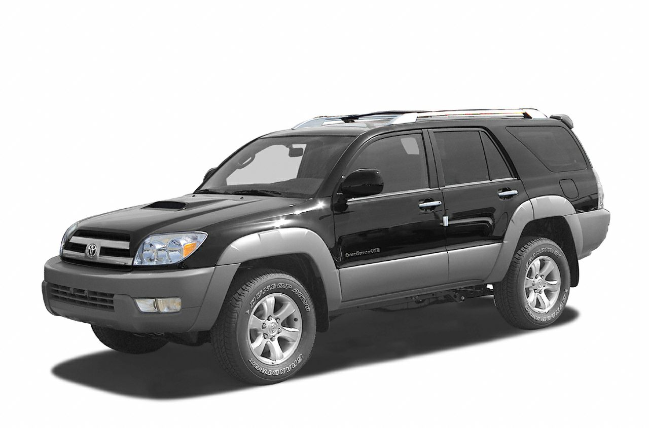 2003 Toyota 4runner Pricing And Specs