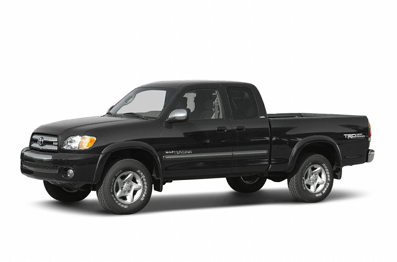 2003 Toyota Tundra Sr5 V8 4dr 4x2 Access Cab Specs And Prices