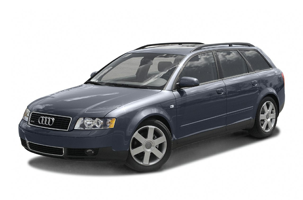 2004 Audi A4 3 0 Avant 4dr All Wheel Drive Quattro Station Wagon Specs And Prices
