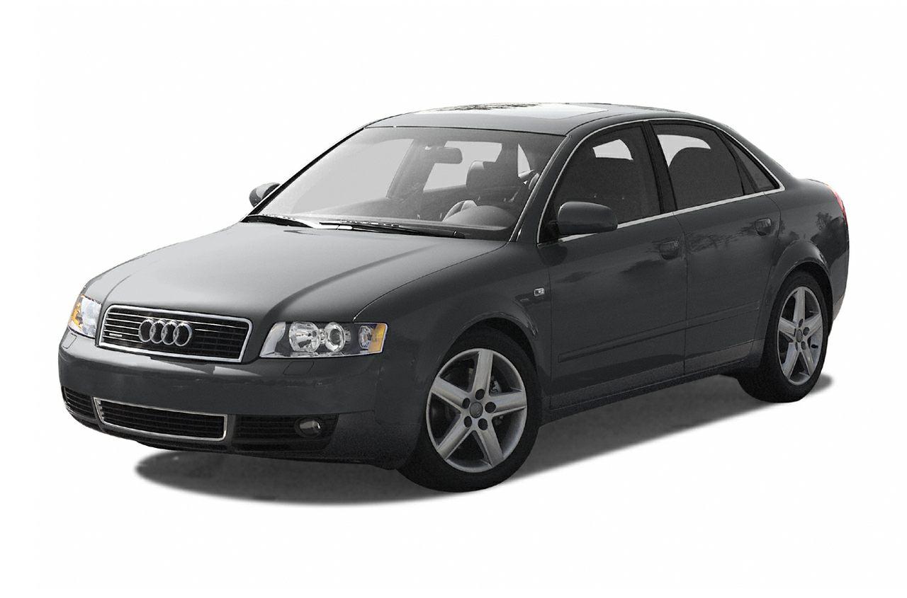 2004 Audi A4 Quattro Specs