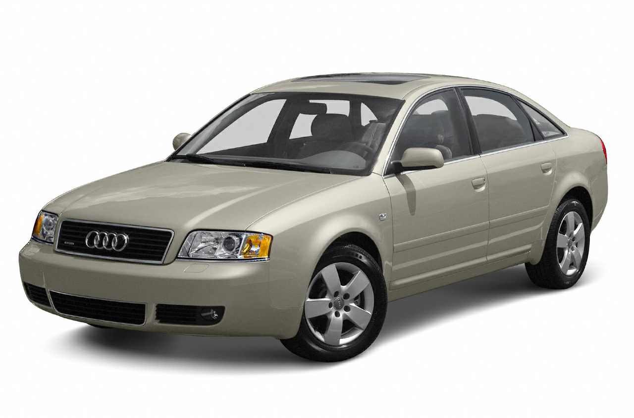 2004 Audi A6 30 Quattro