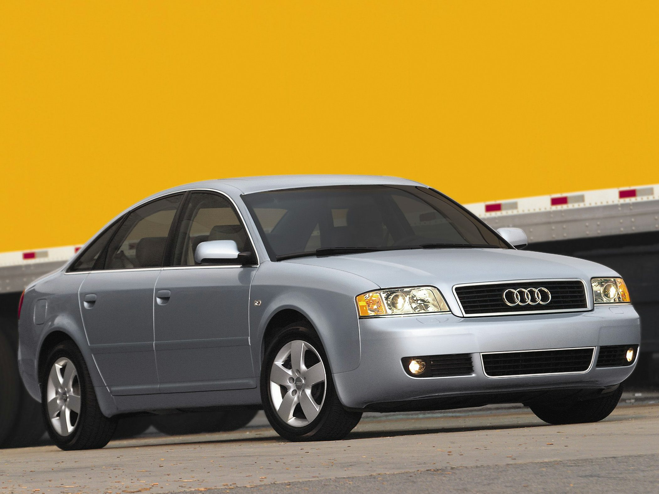 2004 Audi A6 2 7T S Line 4dr All wheel Drive Quattro Sedan
