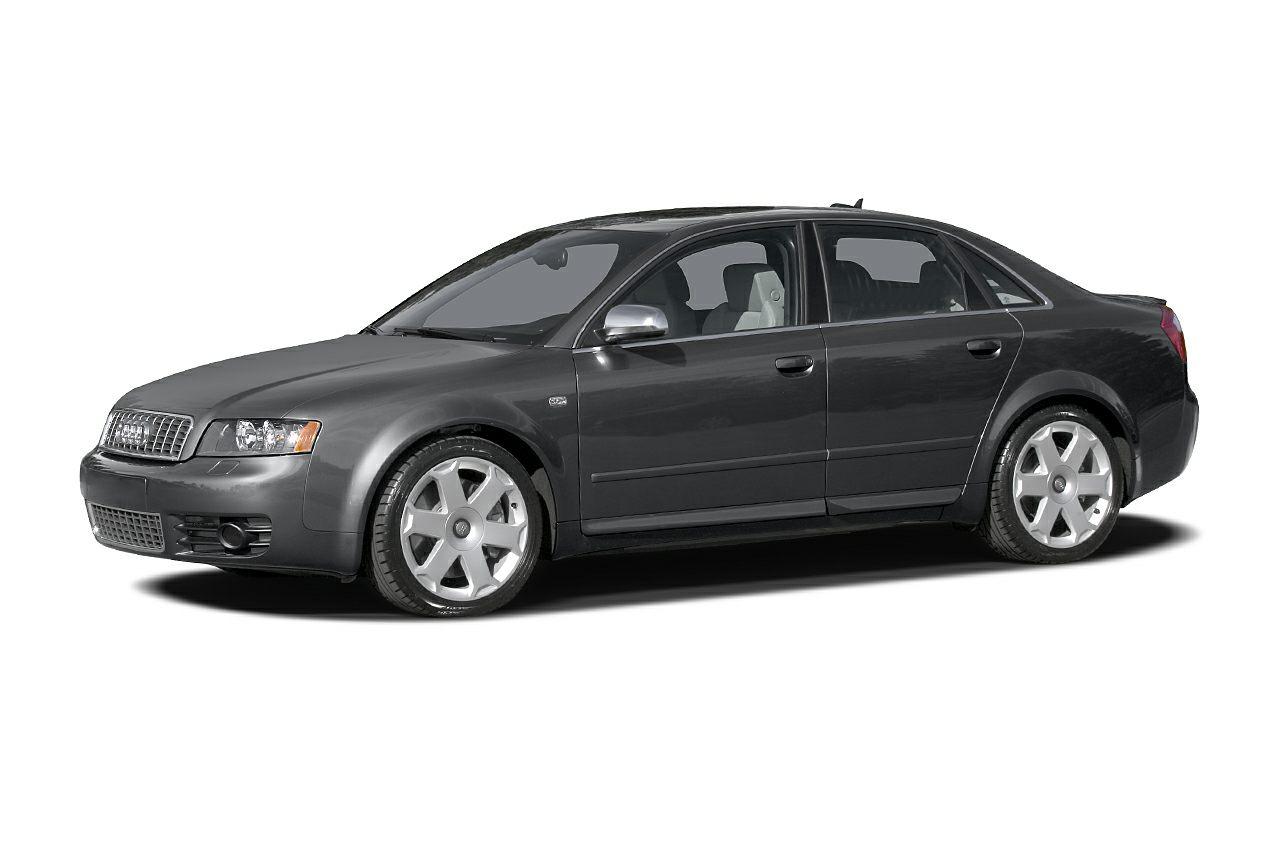 2004 Audi S4 4 2 4dr All Wheel Drive Quattro Sedan Specs And Prices