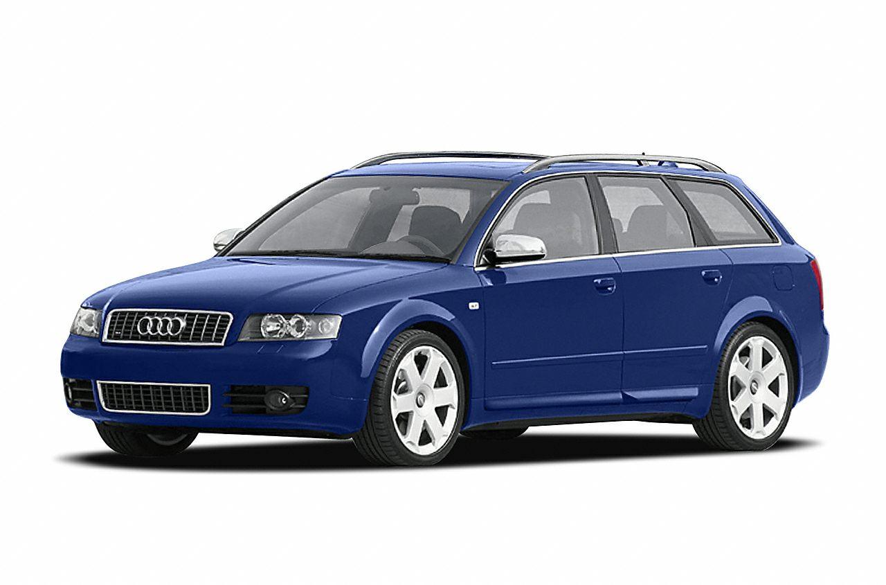 2004 Audi S4 Wagon Specs