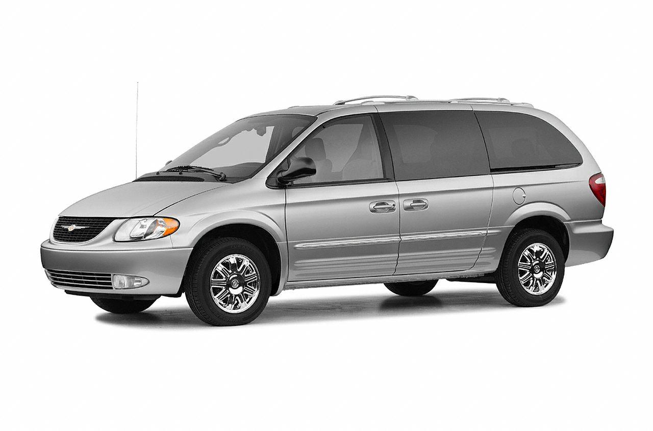 Limited All Wheel Drive Lwb Penger Van 2004 Chrysler Town Country Specs