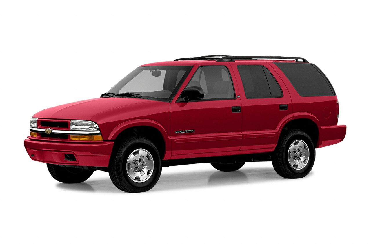 2004 Chevrolet Blazer Ls 4dr 4x4 Specs And Prices
