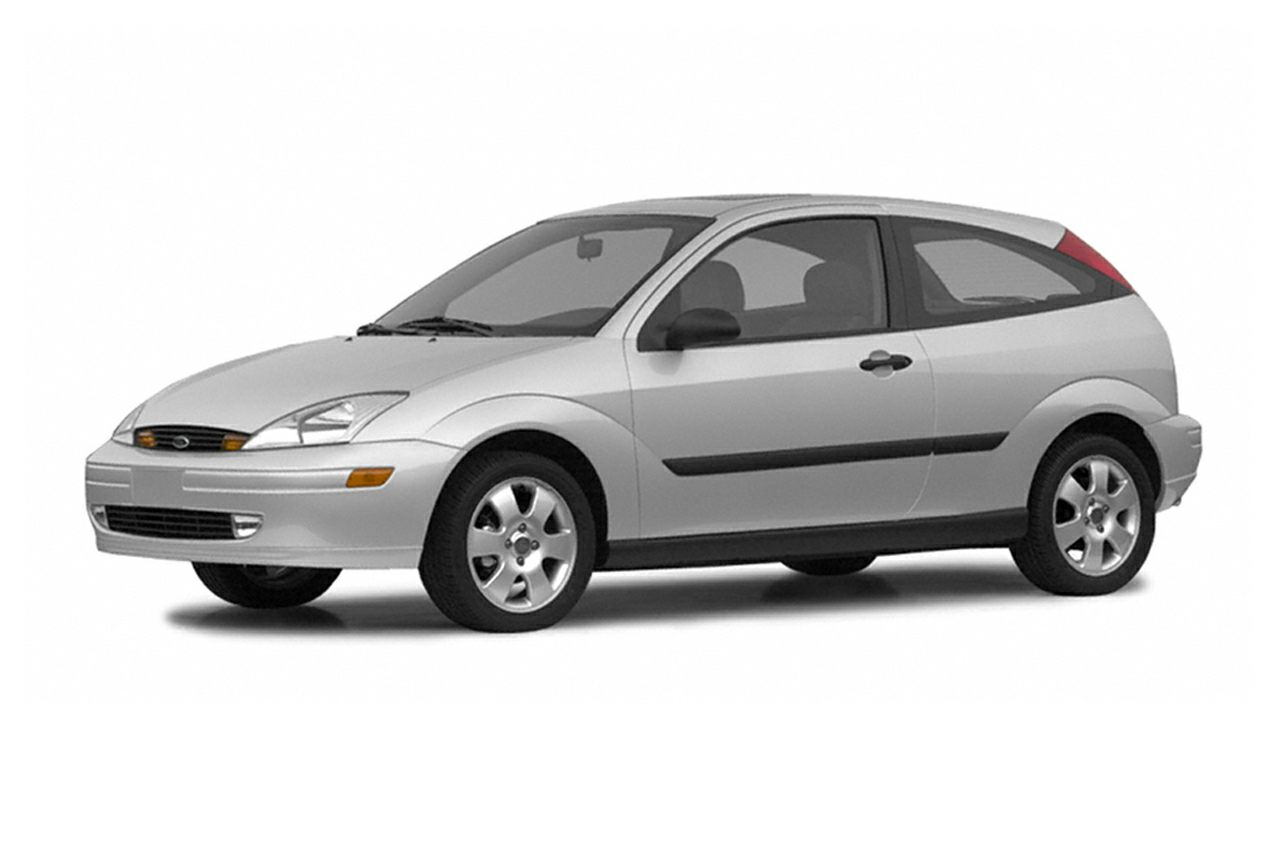 2004 ford focus information