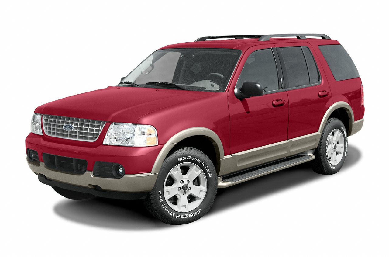 2004 ford explorer information