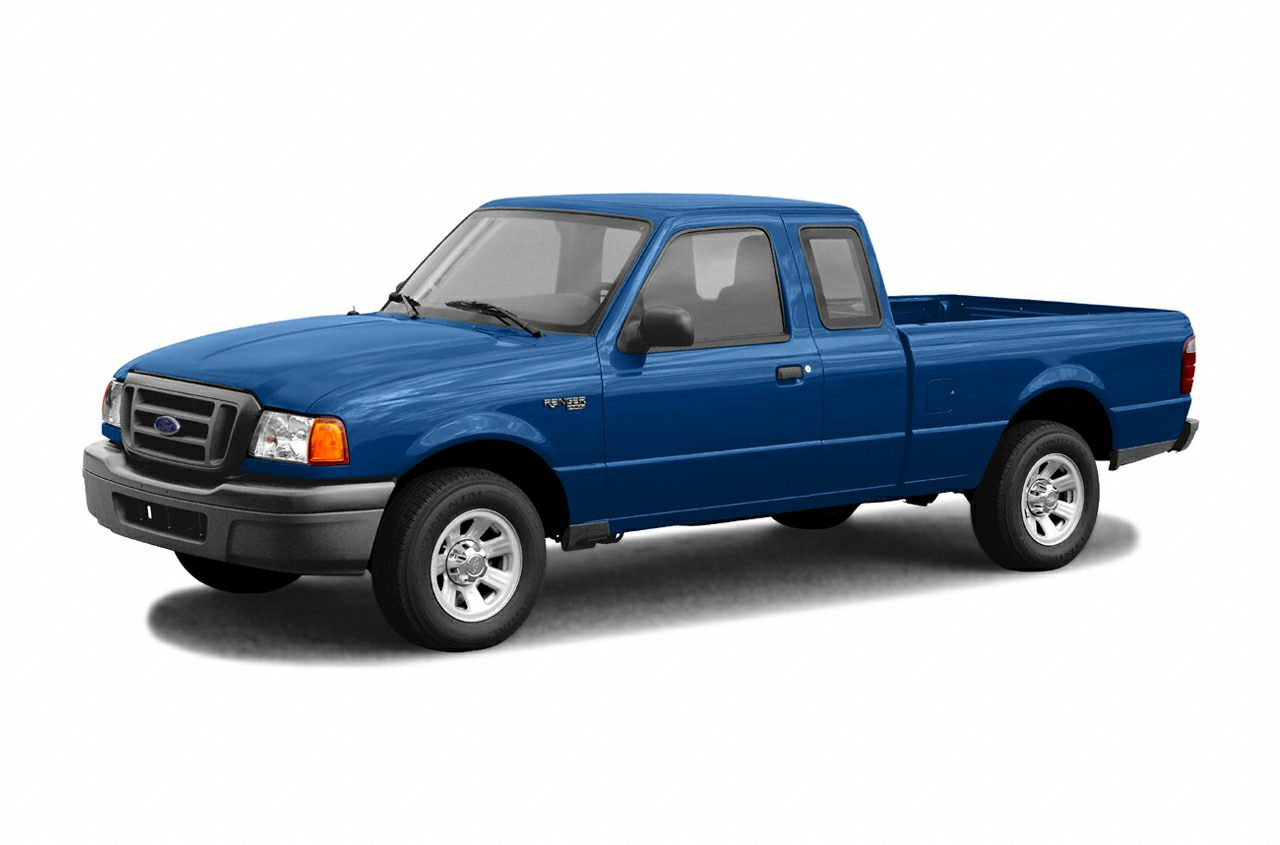 2004 Ford Ranger Xlt 4 0l Fx4 Off Road 4dr 4x4 Super Cab
