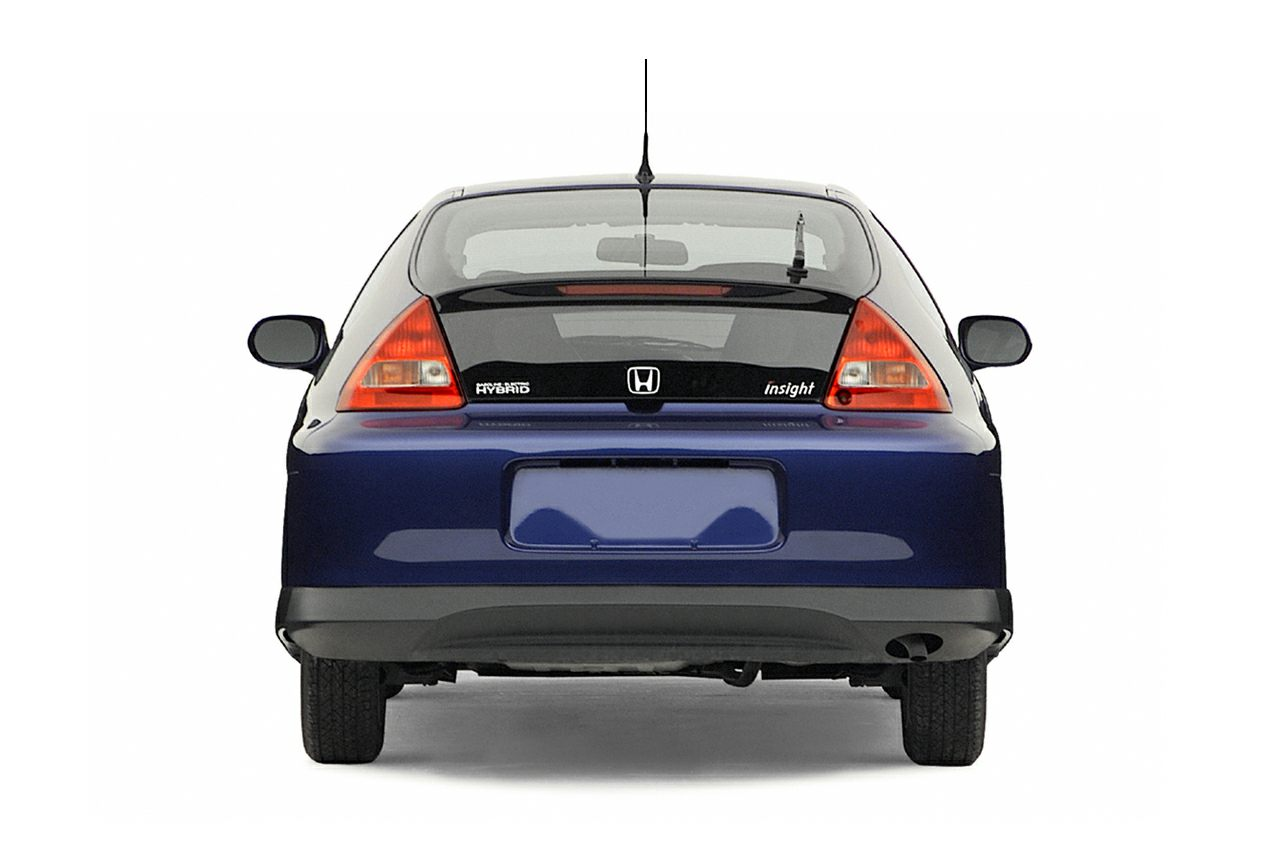 2004 Honda Insight Base 2dr Hatchback Pictures