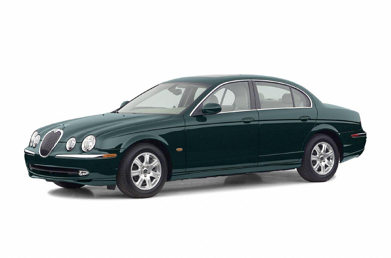 2004 Jaguar S-TYPE 3.0L V6 4dr Sedan Book Value | Autoblog