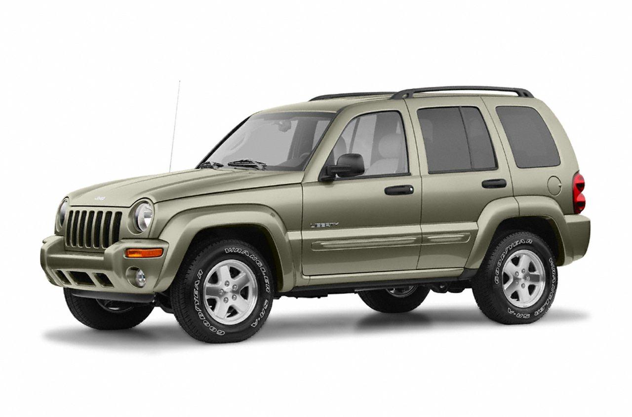 2004 jeep liberty new car test drive