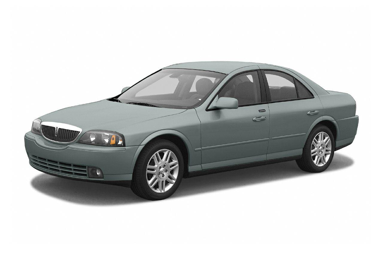 2004 Lincoln Ls Specs