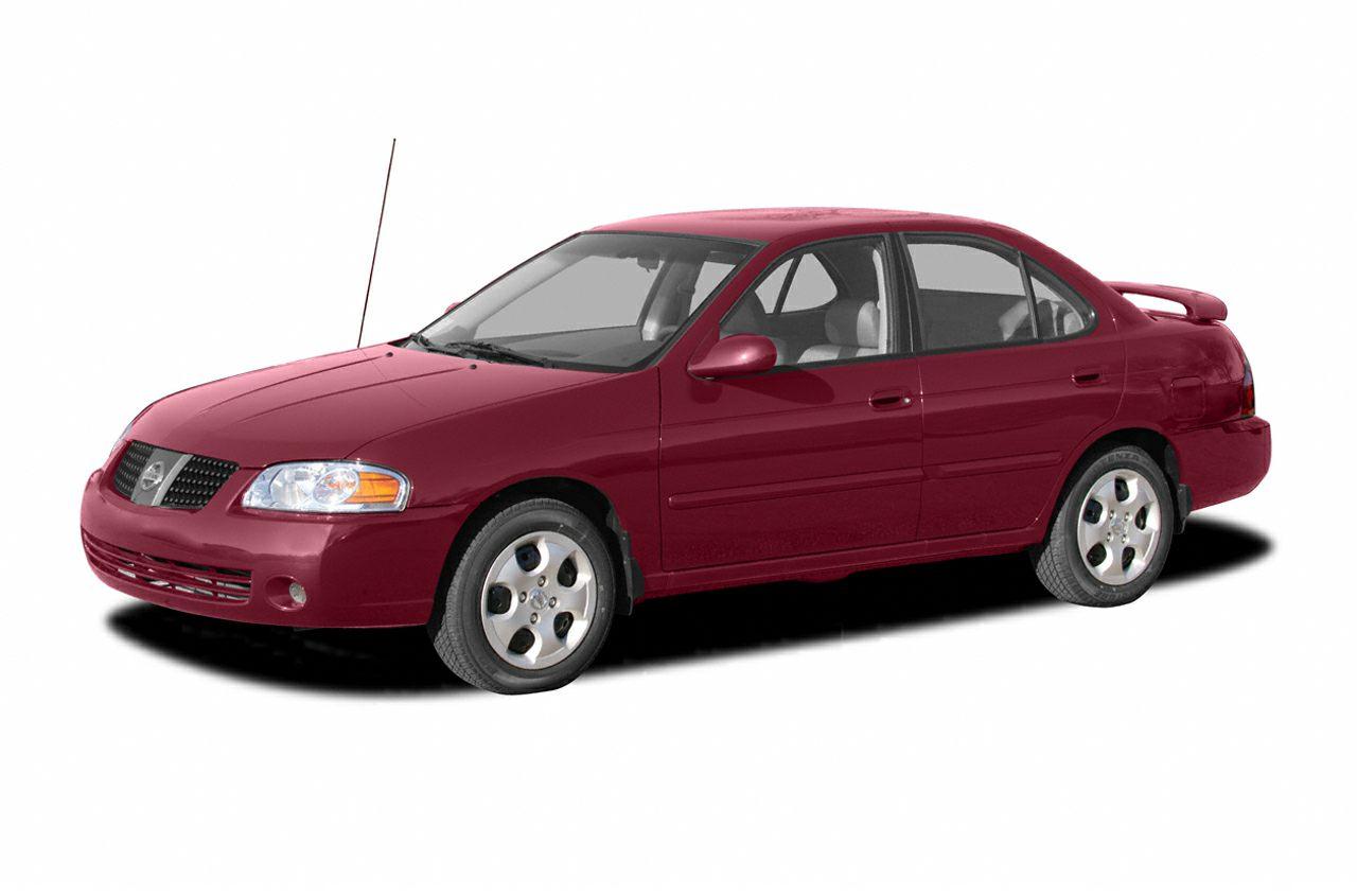 2004 Nissan Sentra New Car Test Drive