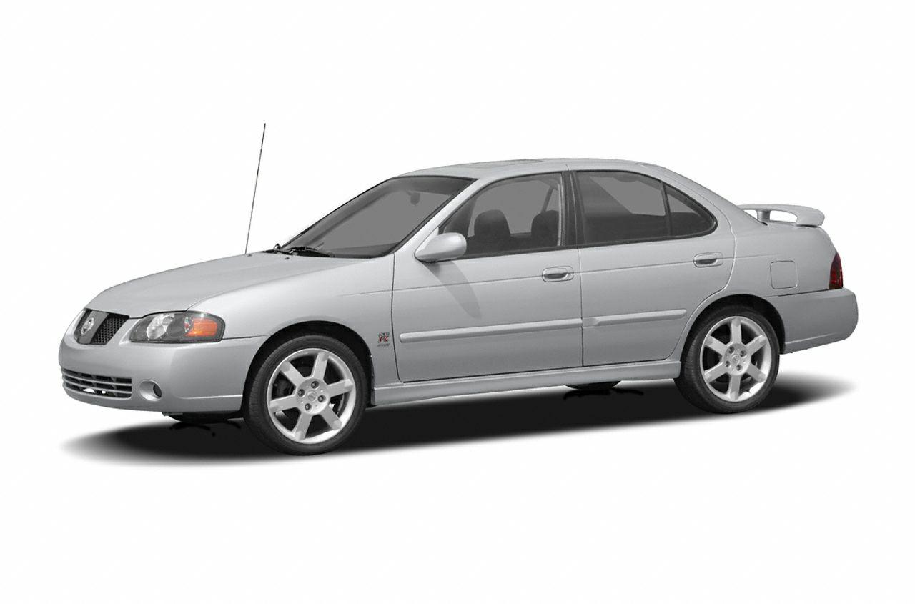 All Types 2004 sentra : 2004 Nissan Sentra SE-R Spec V 4dr Sedan Specs and Prices