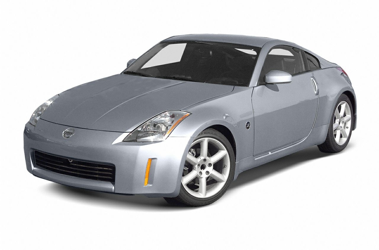 2004 nissan 350z new car test drive