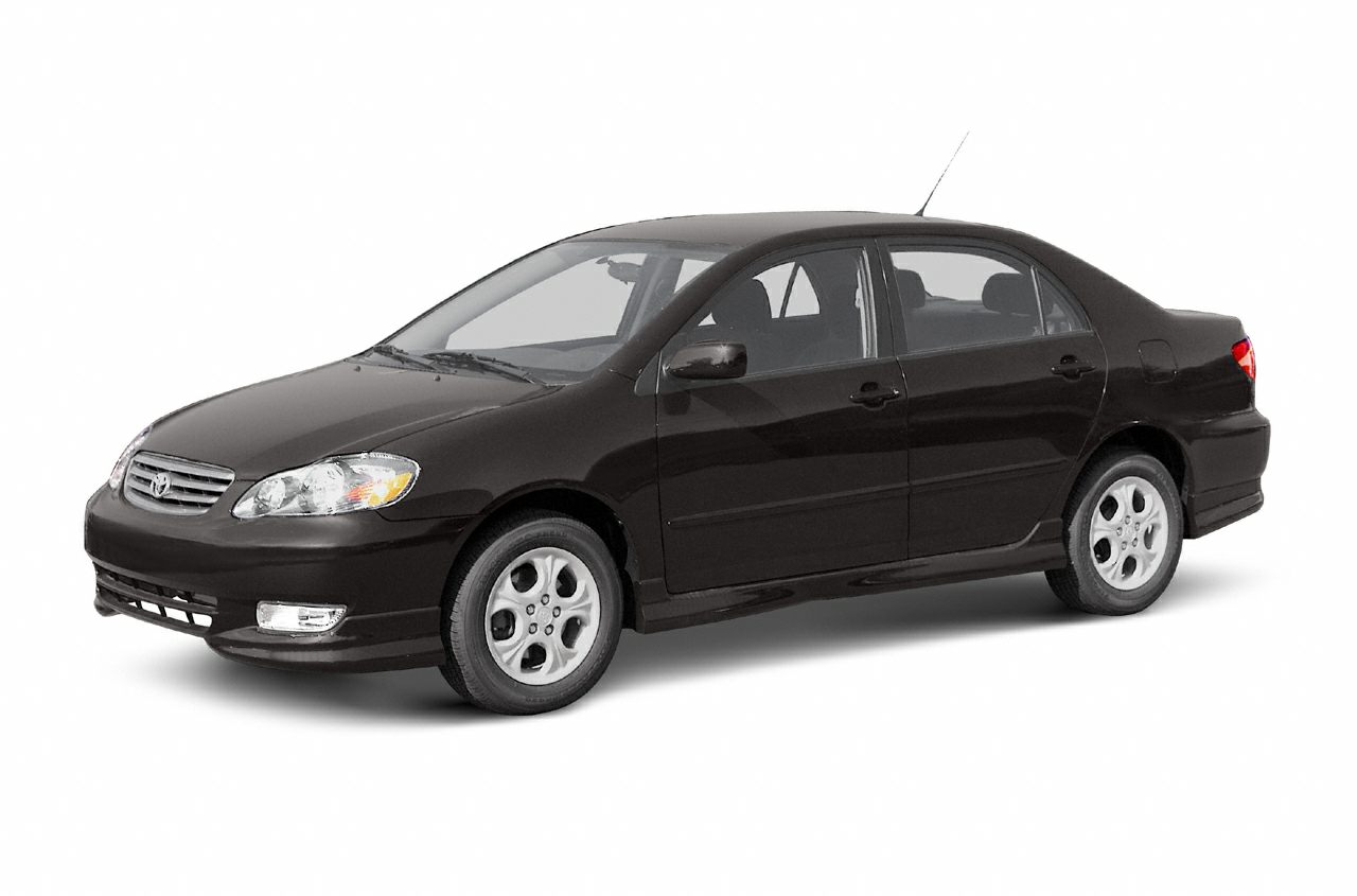 2004 Toyota Corolla Specs