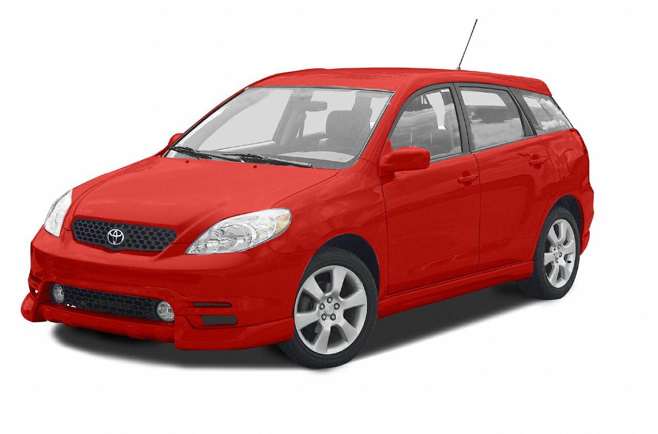 Toyota toyota matrix awd manual transmission : 2004 Toyota Matrix New Car Test Drive