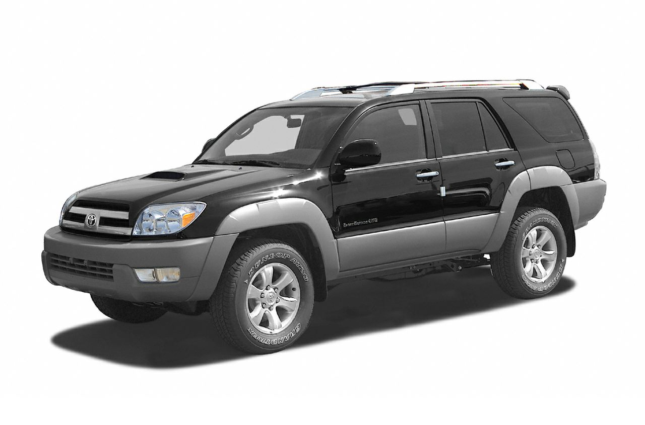 2004 Toyota 4runner Limited V8 4x4 Specs And Prices