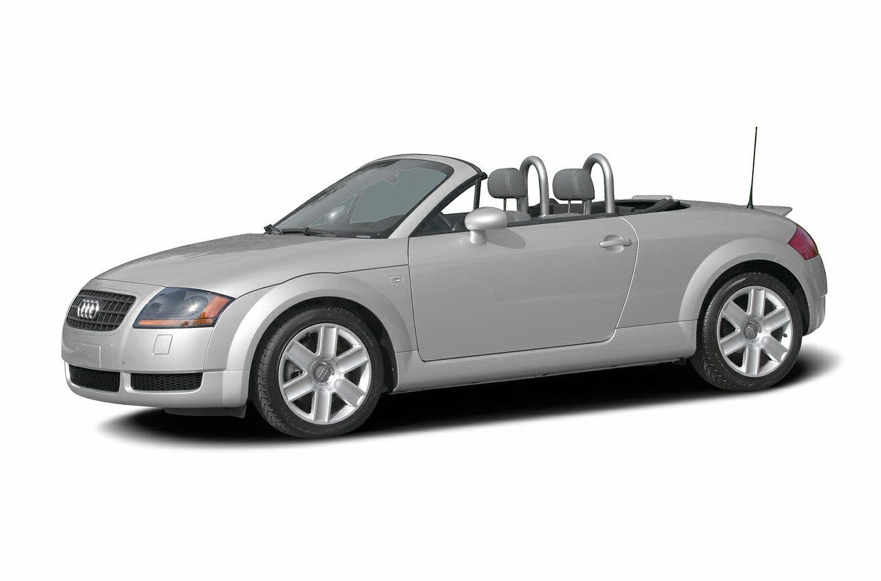 2005 Audi Tt New Car Test Drive
