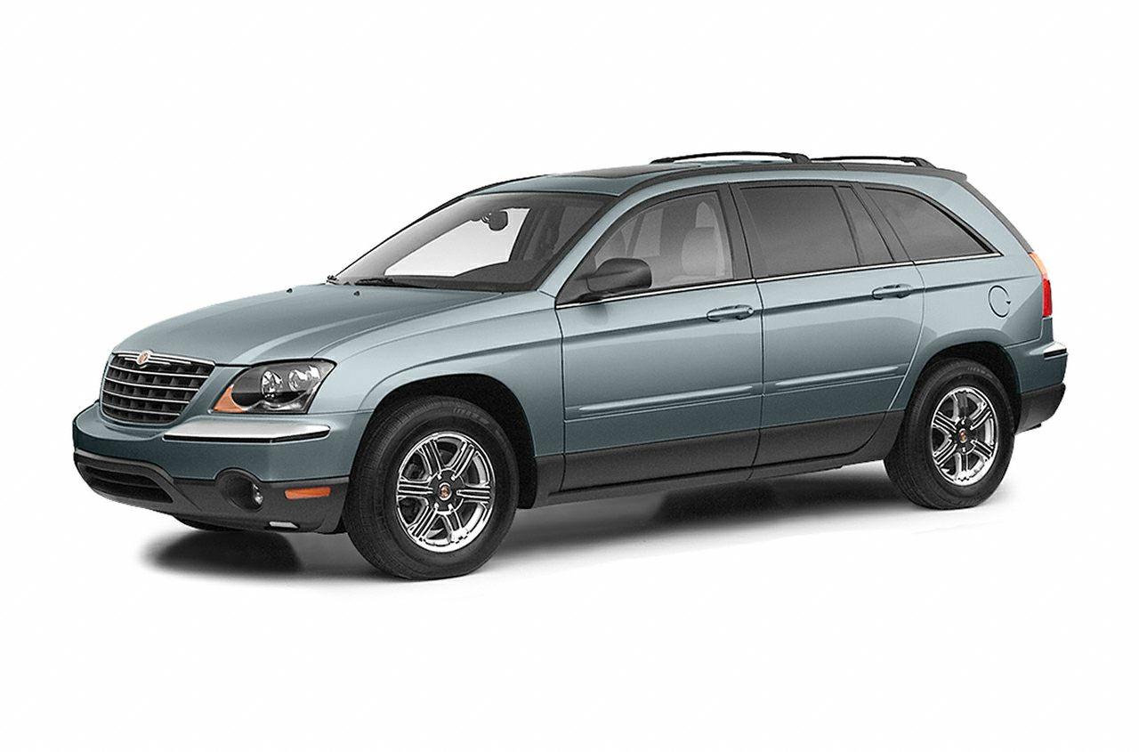 2005 Chrysler Pacifica Touring >> 2005 Chrysler Pacifica Touring 4dr All Wheel Drive Pictures
