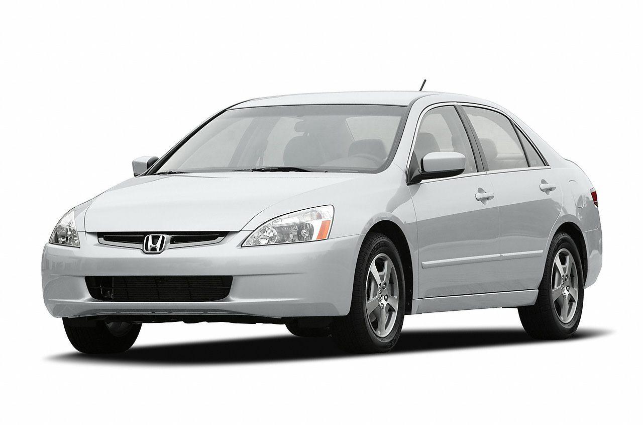 2005 Honda Accord Specs