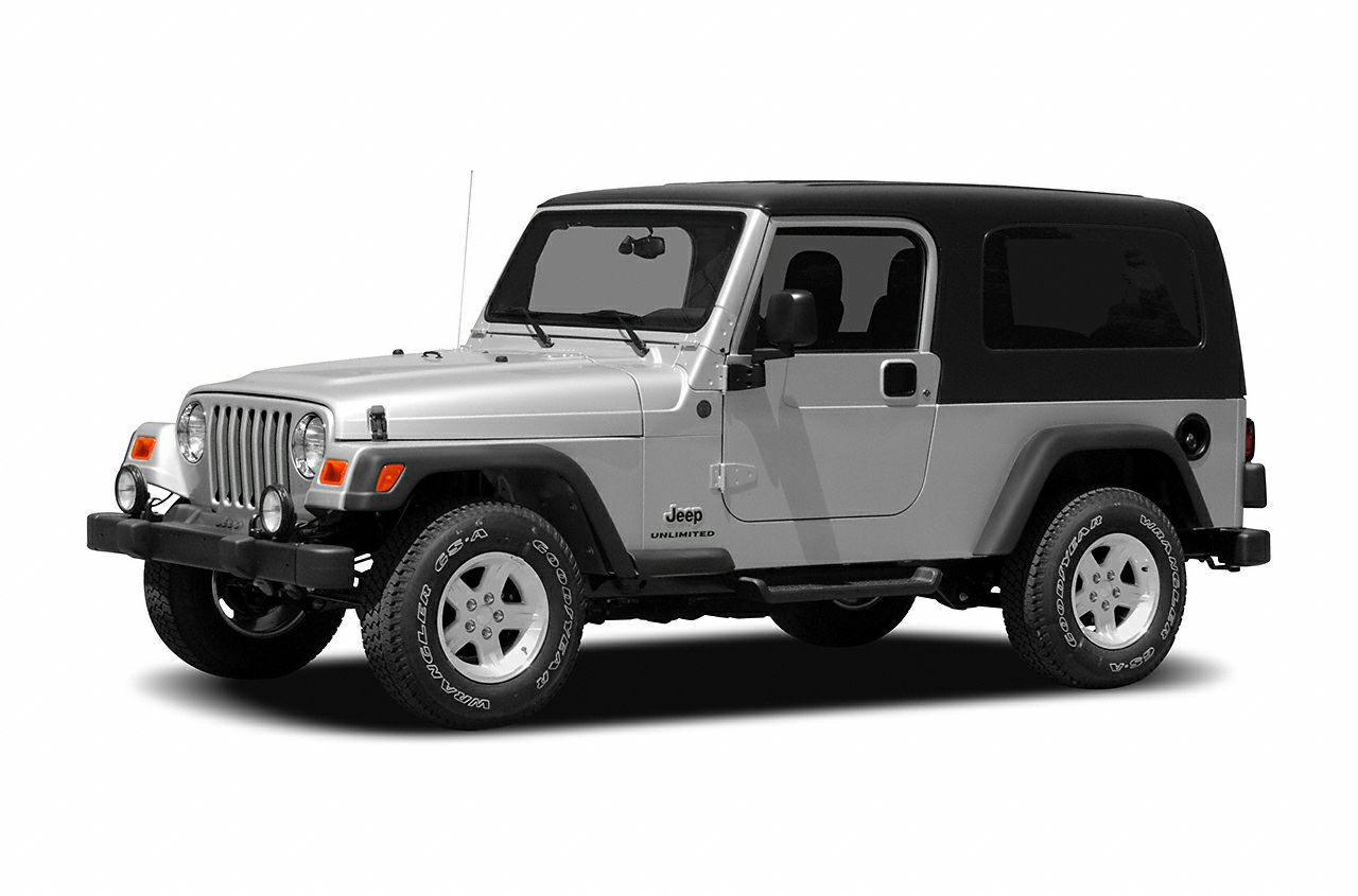 2005 Jeep Wrangler Unlimited 2dr 4x4 Lwb Pricing And Options