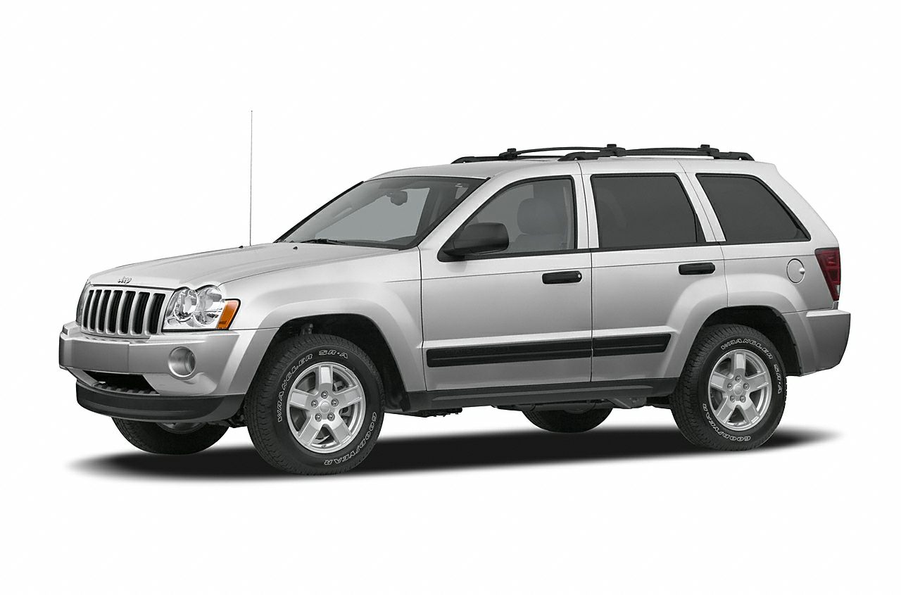 2005 jeep grand cherokee fuel tank capacity