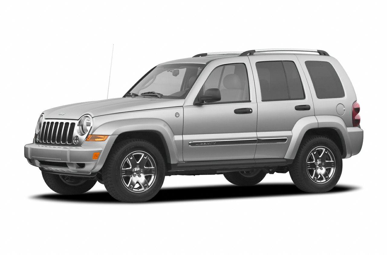 2005 jeep liberty information
