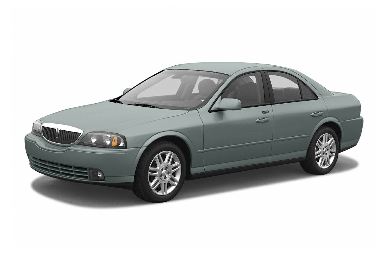 2005 Lincoln Ls V8 >> 2005 Lincoln Ls V8 Sport 4dr Sedan Specs And Prices
