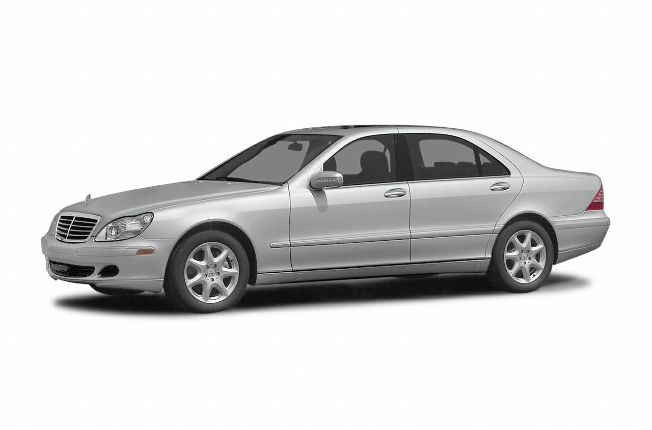 2005 Mercedes Benz S Class Base S 55 Amg 4dr Sedan Specs And Prices