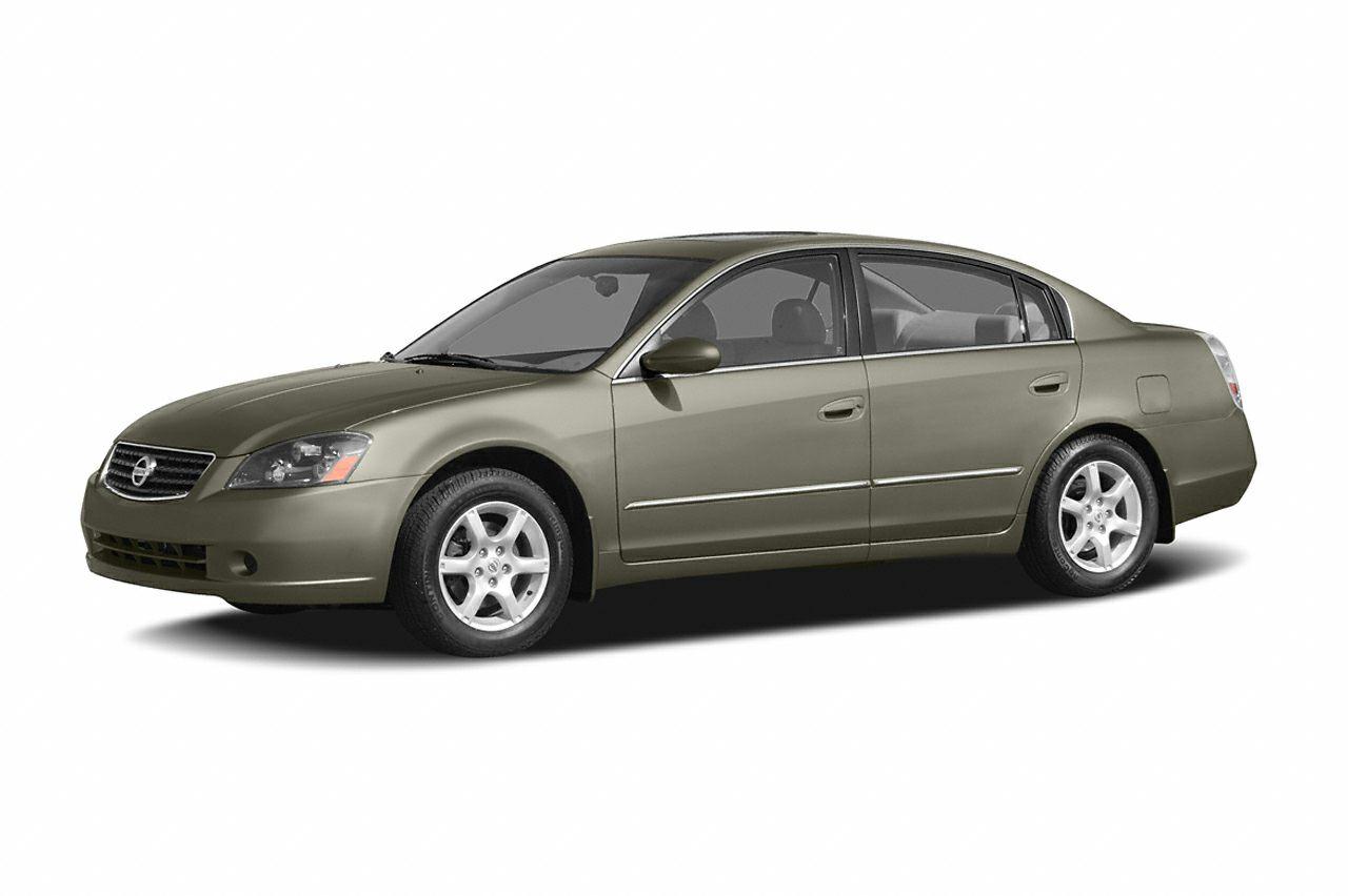 2005 Altima New Car Test Drive 4 Reviews