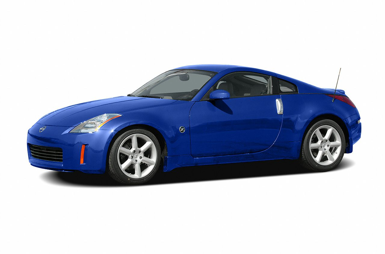 2005 Nissan 350z Pricing And Specs