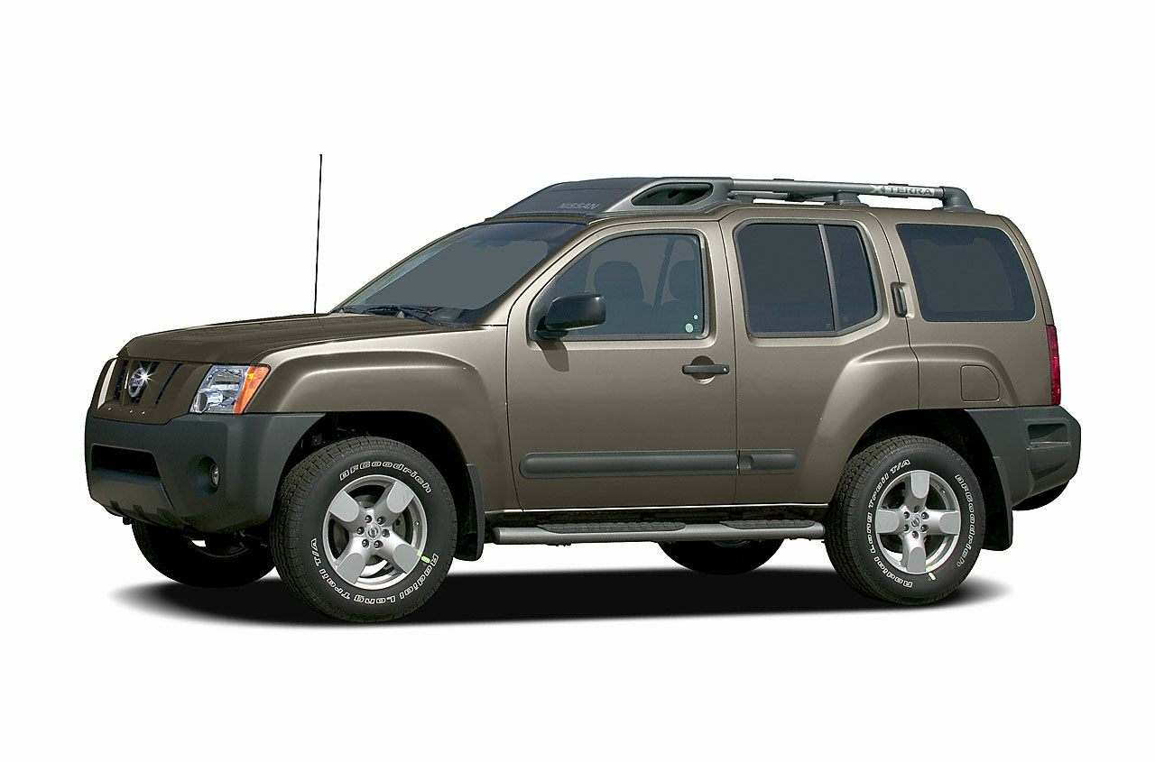Nissan xterra safety ratings