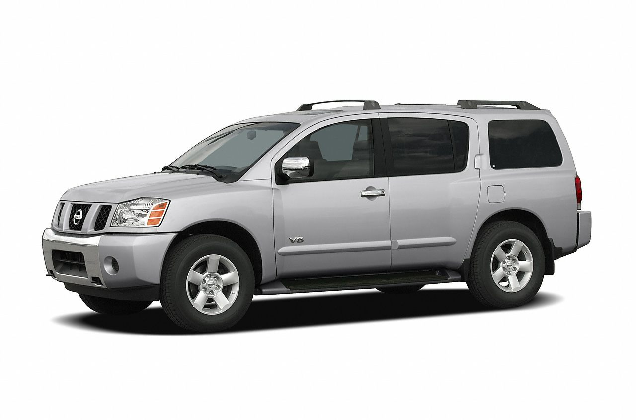 2005 nissan armada new car test drive