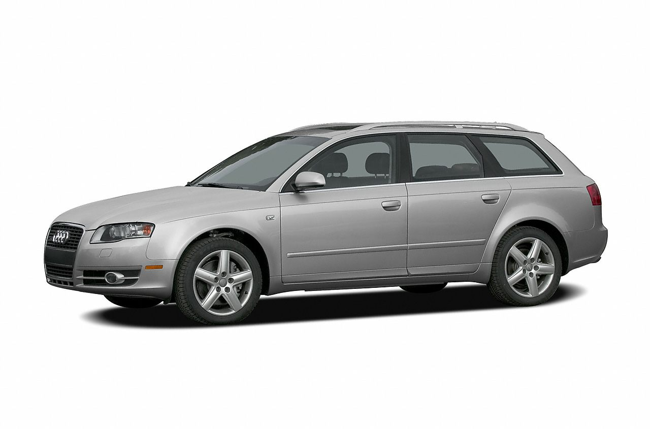 2006 Audi A4 2 0t Avant 4dr All Wheel Drive Quattro Station Wagon Specs And Prices
