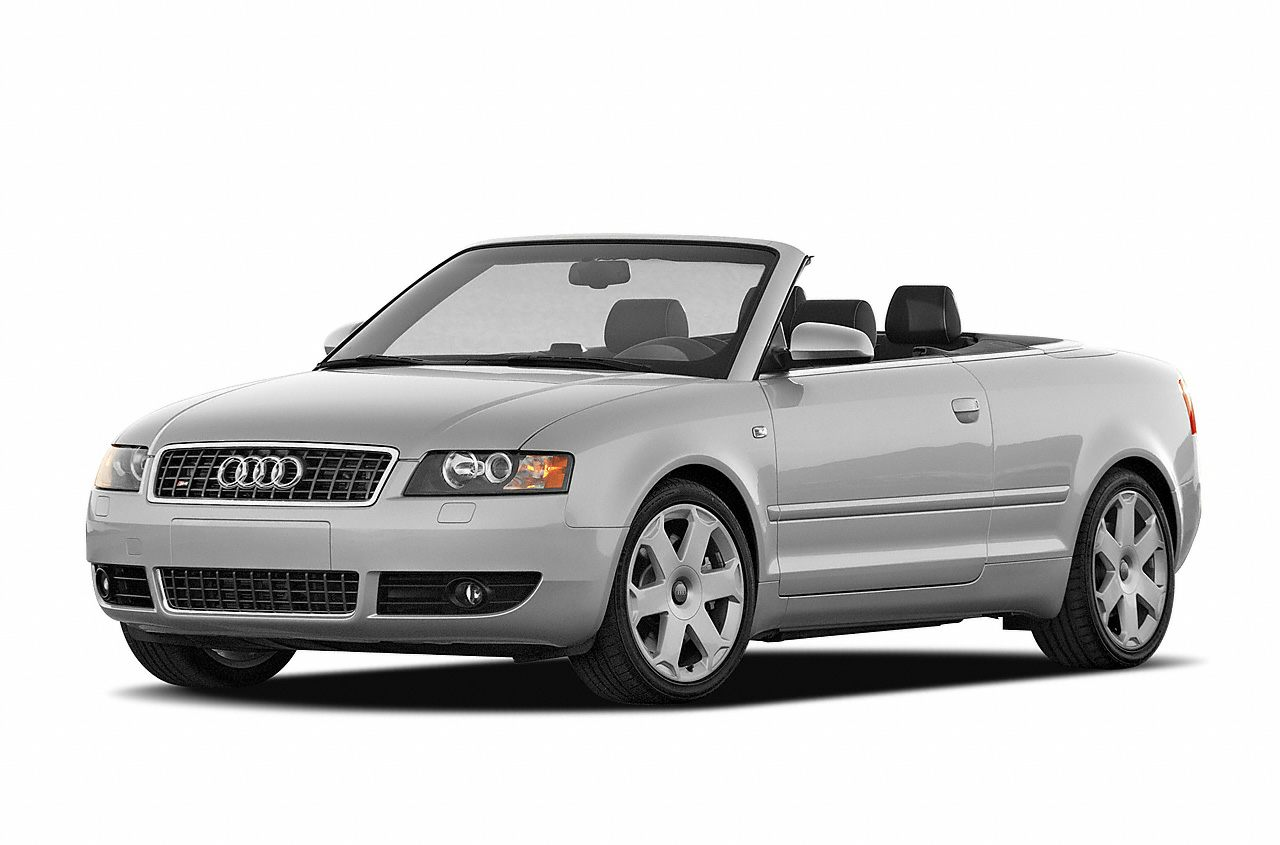 2006 Audi S4 Pricing And Specs