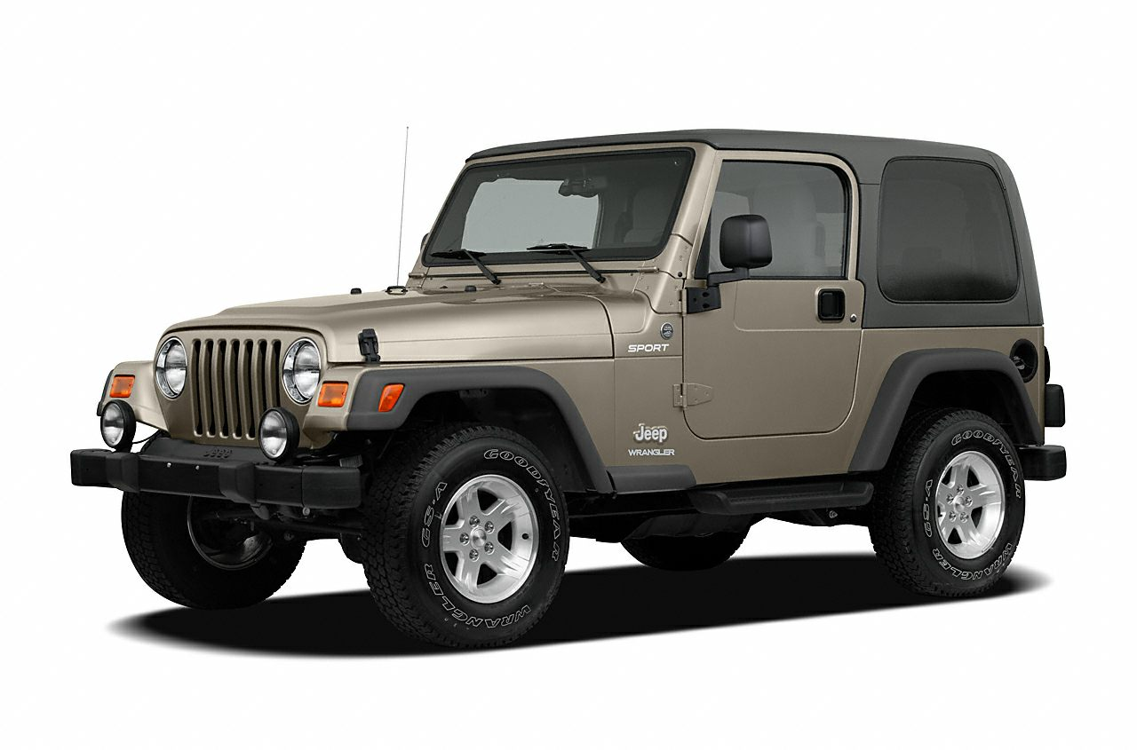 2006 jeep wrangler information