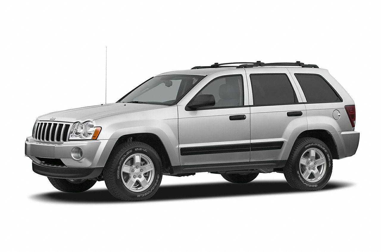 2006 jeep grand cherokee laredo 4dr 4x2 information