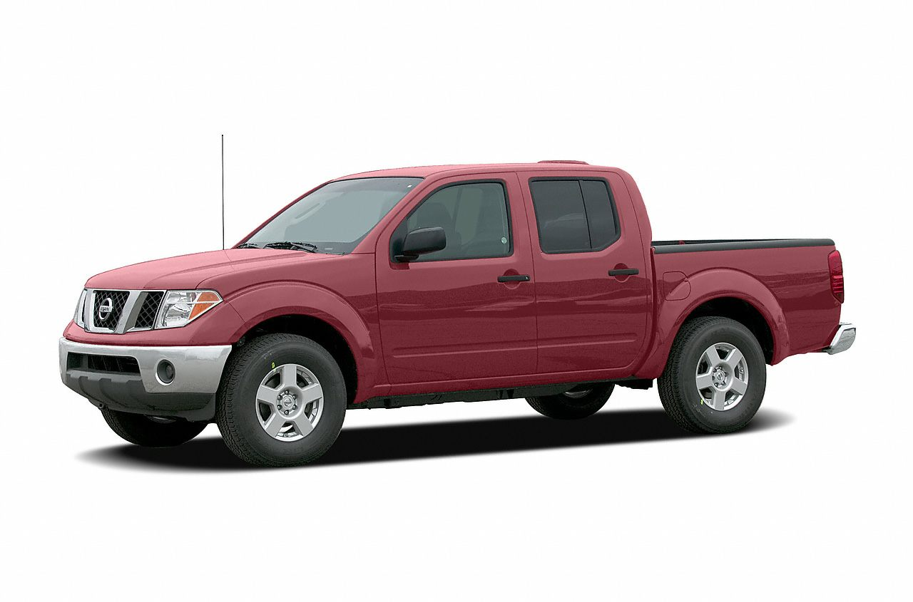 2006 Nissan Frontier Nismo Off Road 4x4 Crew Cab 125 9 In Wb