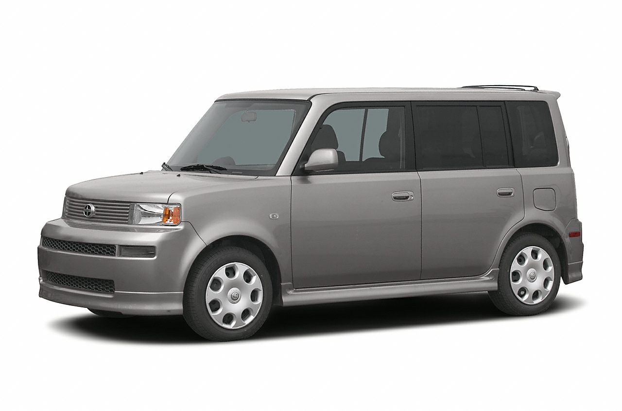 Toyota Scion xB - stylish, compact and functional