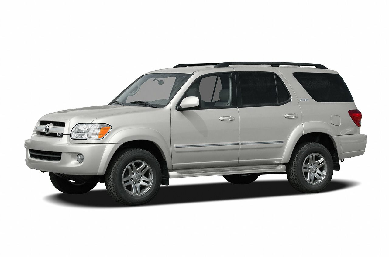 2006 Toyota Sequoia Limited V8 4x4 Pricing And Options